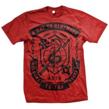koszulka A DAY TO REMEMBER - SNAKE PIT