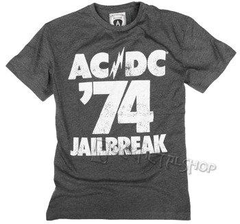 koszulka AC/DC - 74 JAILBREAK