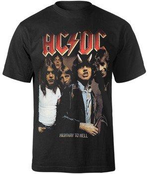 koszulka AC/DC - BLACK ICE piaskowa