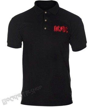 koszulka AC/DC - LOGO, polo