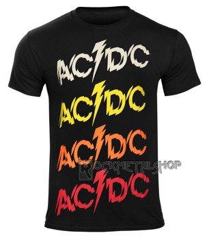 koszulka AC/DC - POWERAGE REPEAT LOGO