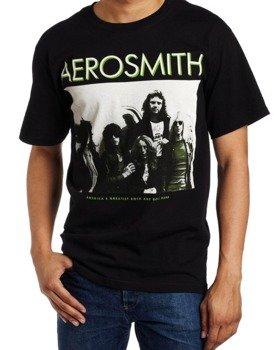 koszulka AEROSMITH - AMERICAS GREATEST RNR BAND