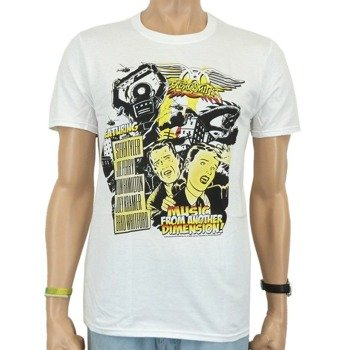 koszulka AEROSMITH - WHITE DIMENSION