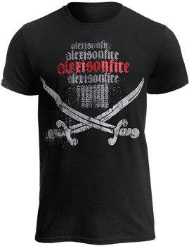 koszulka ALEXISONFIRE - SWORDS (BLACK)
