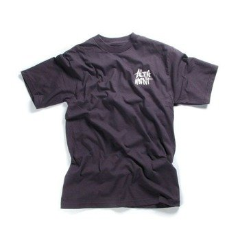koszulka ALTAMONT - SHORT STACK (PURPLE)