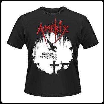 koszulka AMEBIX - NO GODS NO MASTERS