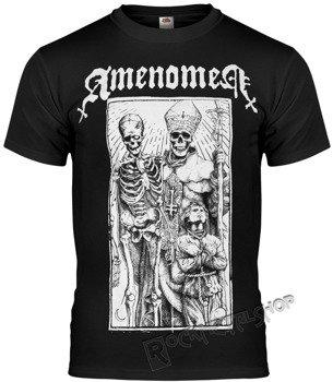 koszulka AMENOMEN - POPE AND DEATH (OMEN085KM)