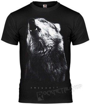 koszulka AMENOMEN - WOLF (OMEN036KM)