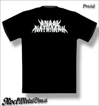 koszulka ANAAL NATHRAKH - LOGO