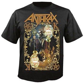 koszulka ANTHRAX - EVIL TWIN