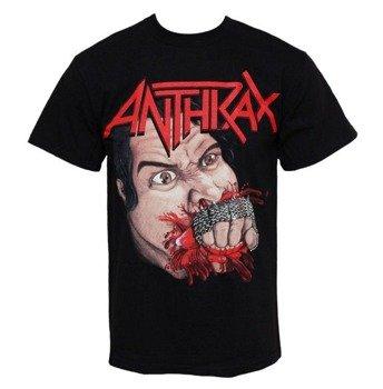 koszulka ANTHRAX - FISTFUL OF METAL