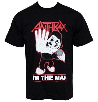 koszulka ANTHRAX - I'M THE MAN