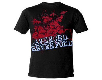 koszulka AVENGED SEVENFOLD - BLOODY BATS