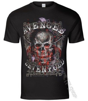 koszulka AVENGED SEVENFOLD - BLOODY TRELLIS