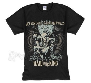 koszulka AVENGED SEVENFOLD - HAIL TO THE KING