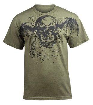 koszulka AVENGED SEVENFOLD -  OVERSIZE DEATHBAT