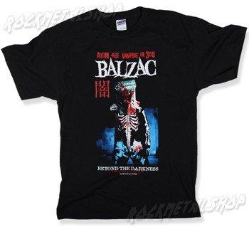 koszulka BALZAC - PAPER BAG MAN