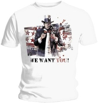 koszulka BATMAN ARKHAM CITY - WE WANT YOU