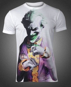 koszulka BATMAN: THE JOKER - ARKHAM ALLOVER