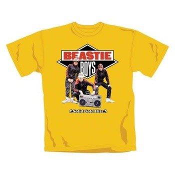 koszulka BEASTIE BOYS - SOLID GOLD