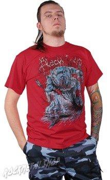 koszulka BLACK ICON - ATTACK czerwona (MICON051RED)