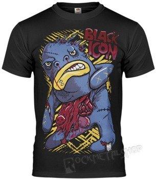 koszulka BLACK ICON - BIGMO (MICON096) black