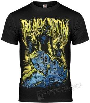 koszulka BLACK ICON - FAMILY DINNER czarna (MICON073BLC)