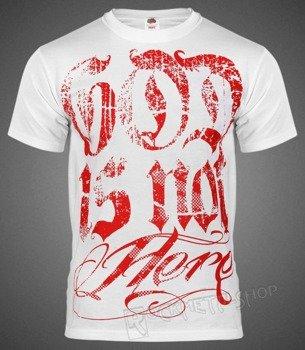 koszulka BLACK ICON - GOD (MICON130 WHITE)