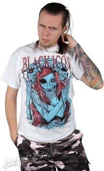 koszulka BLACK ICON -  MY BRAIN MY SKULL (MICON054 WHITE)