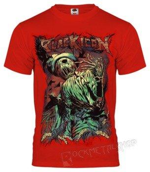 koszulka BLACK ICON - SCARECROW (MICON154 RED)
