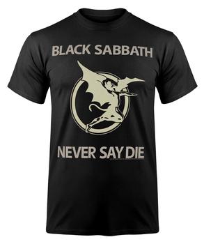 koszulka BLACK SABBATH - NEVER SAY DIE