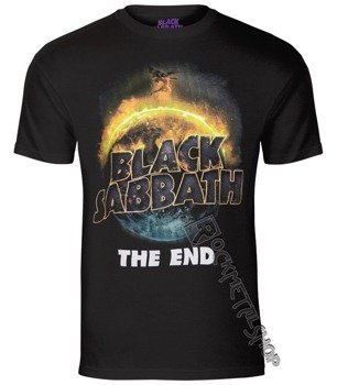 koszulka BLACK SABBATH - THE END
