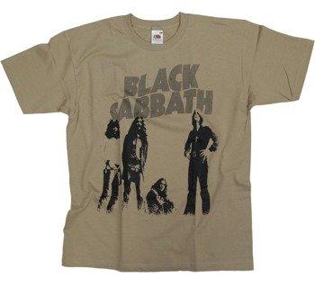 koszulka BLACK SABBATH beżowa