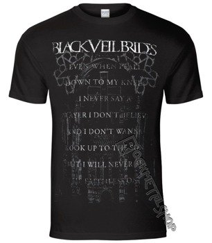 koszulka BLACK VEIL BRIDES - CATHEDRAL