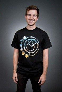 koszulka BLINK 182 - CHROME SMILEY