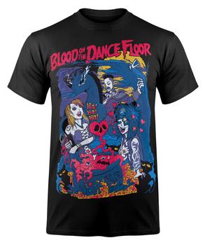 koszulka BLOOD ON THE DANCE FLOOR - MAGIC