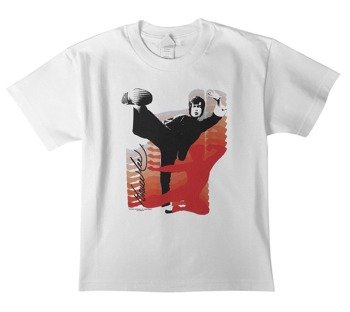 koszulka BRUCE LEE -  KICK IT