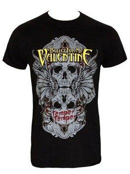 koszulka BULLET FOR MY VALENTINE - WINGED SKULL