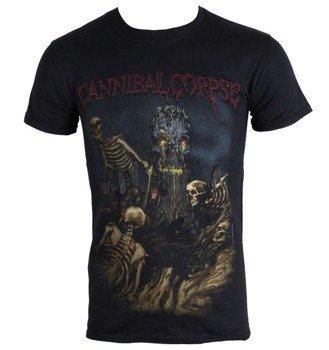 koszulka CANNIBAL CORPSE - A SKELETAL DOMAIN 4