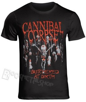 koszulka CANNIBAL CORPSE - BUTCHERED AT BIRTH (2015)
