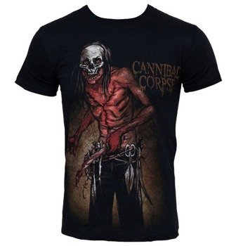 koszulka CANNIBAL CORPSE - SKULL BUTCHER
