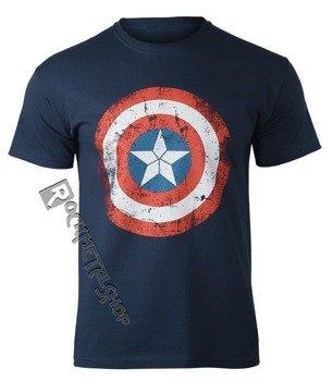 koszulka CIVIL WAR - CAPTAIN AMERICA SHIELD