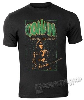 koszulka CONAN THE BARBARIAN - IN THE GREEN