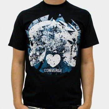 koszulka CONVERGE - ON MY SHIELD (BLACK)