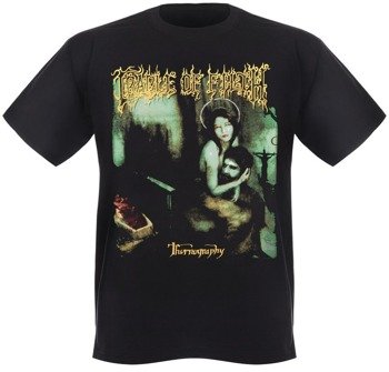 koszulka CRADLE OF FILTH - THORNOGRAPHY