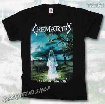 koszulka CREMATORY - LEFT THE GROUND