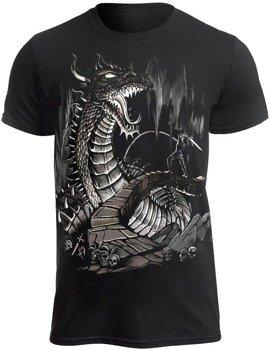 koszulka DARK FANTASY - CAVE DRAGON