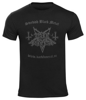 koszulka DARK FUNERAL - SWEDISH BLACK METAL