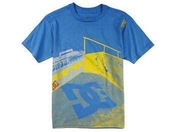 koszulka DC - BOXRAMP (SWEDE BLUE)