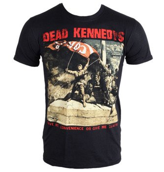 koszulka DEAD KENNEDYS - CONVENIENCE OR DEATH